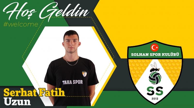 Serhat Fatih Uzun Solhan Spor'da