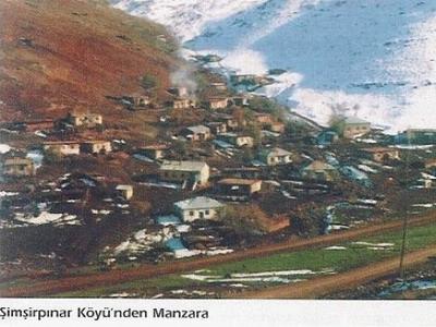 Şimşirpınar Köyü