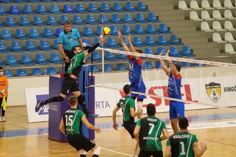 Solhan Spor 2. ve 3.Haftayı Puansız Kapattı