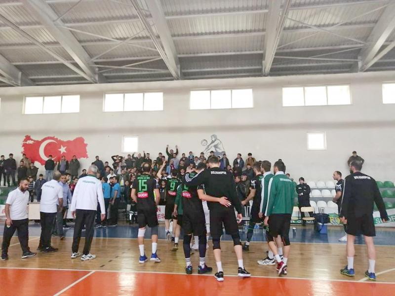 Solhan Spor 3, Akkuş Belediyesi 2