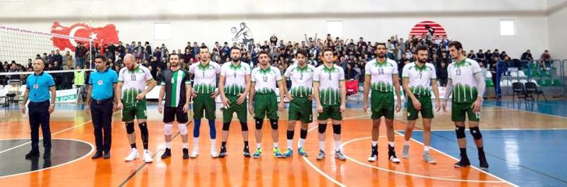 Solhan Spor 3, Bulancak Belediye 1