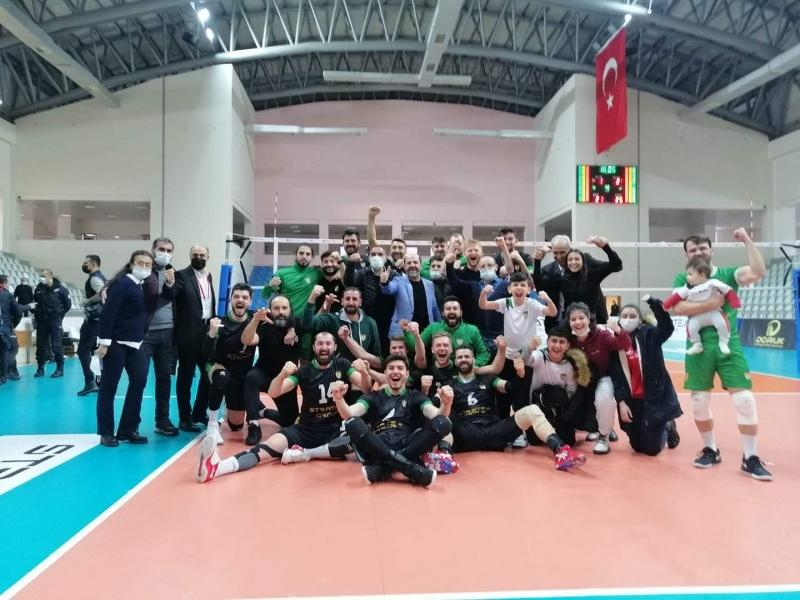 Solhan Spor 3, Bursa Büyükşehir Bld. 1