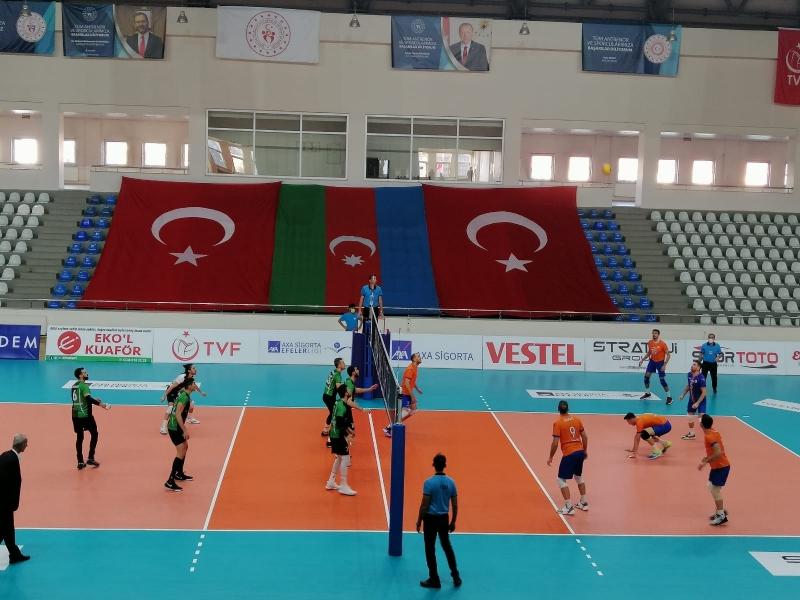 Solhan Spor 3, İstanbul BBSK 1