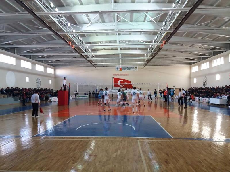 Solhan Spor 3. Sıraya Yükseldi