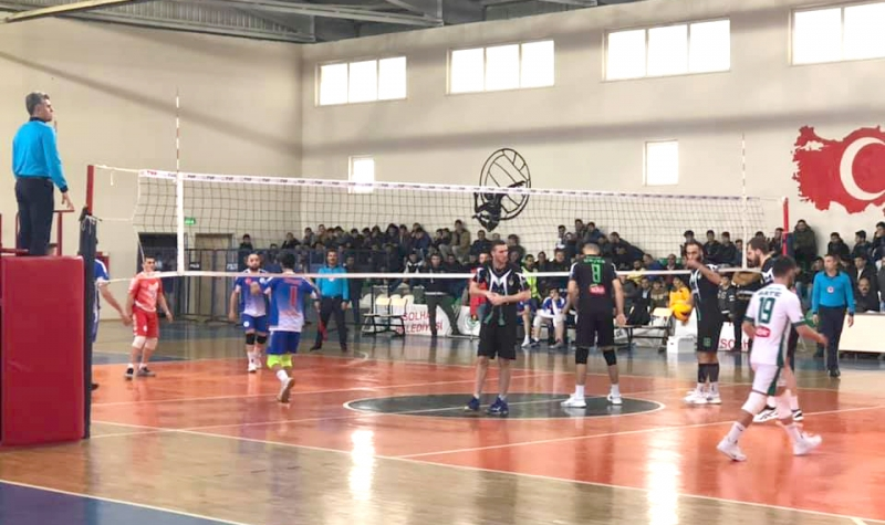 Solhan Spor 3, Torul Gençlik 0
