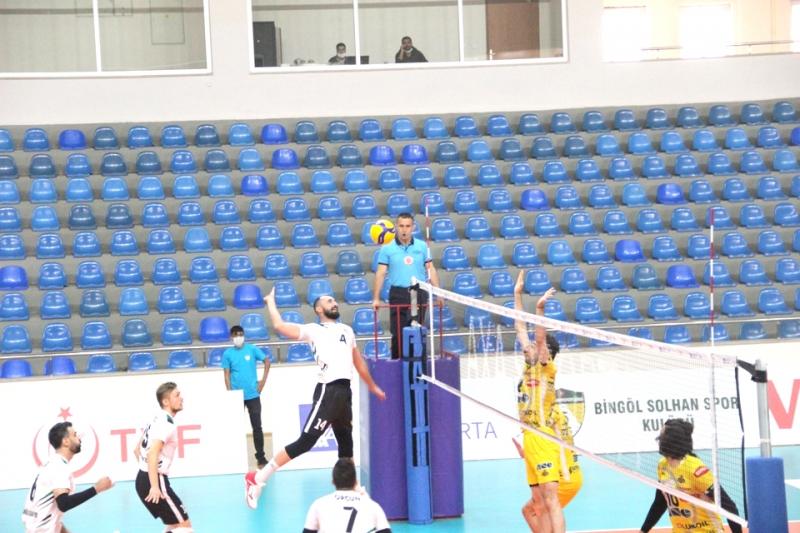 Solhan Spor, Arhavi'ye Göz Açtırmadı