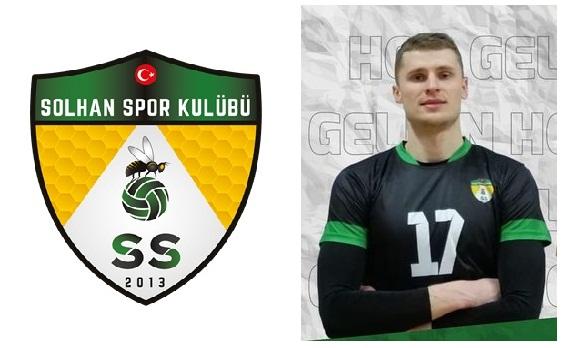 Solhan Spor Belaruslu Pasör Çaprazı ile Devam Dedi