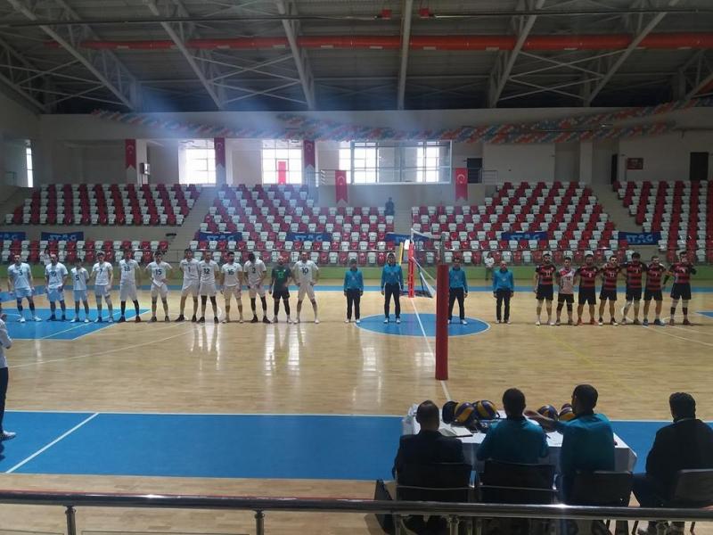 Solhan Spor, Bulancak Bld. Beton Spor'u Mağlup Etti