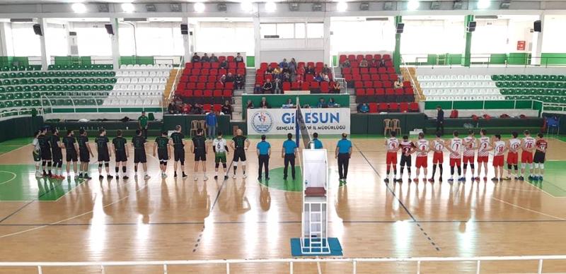 Solhan Spor, Bulancak Belediye'yi Kendi Evinde Yendi