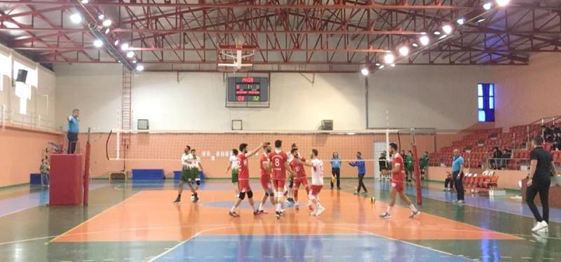 Solhan Spor, Deplasmandan Eli Boş Döndü