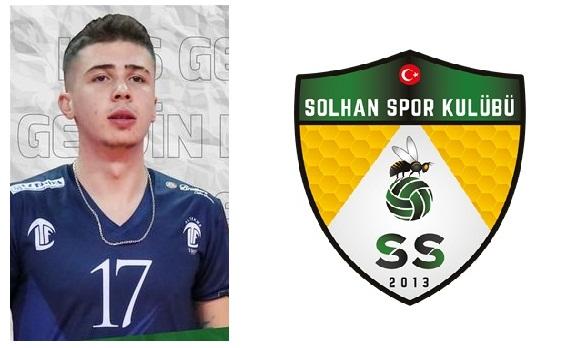 Solhan Spor Fatih Yörümez'i Renklerine Bağladı