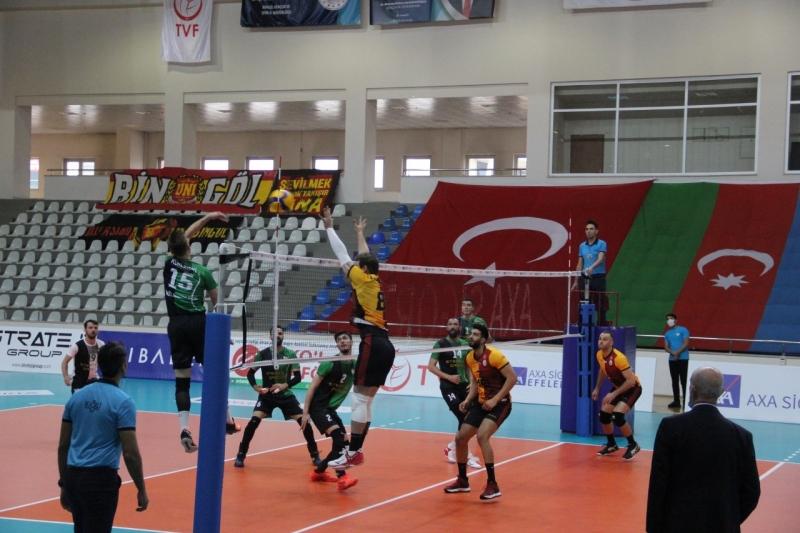 Solhan Spor, Galatasaray'ı 3-2 Mağlup Etti