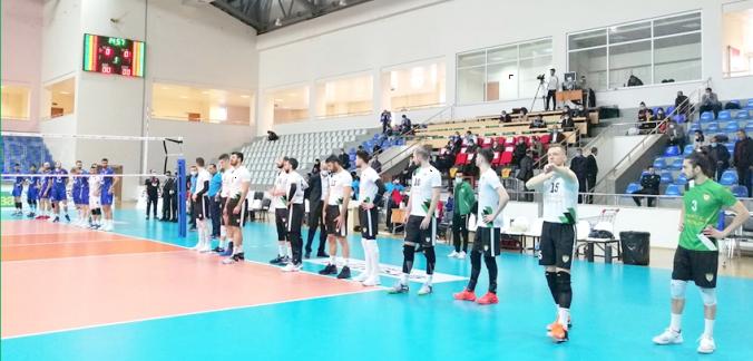 Solhan Spor, Halkbank'a 3-0 Mağlup Oldu