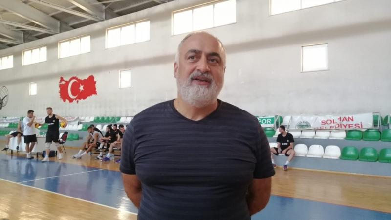 Solhan Spor ile Başantrenör Ariğ Yollarını Ayırdı