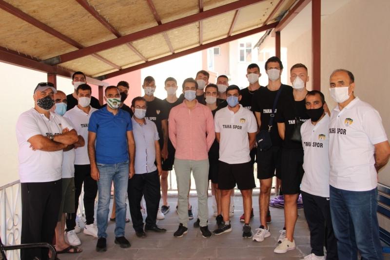 Solhan Spor, Koronavirüs Testinden Geçti