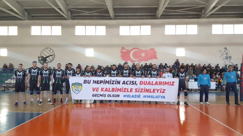 Solhan Spor, Maliye İhtisas'ı 3-0 Mağlup Etti