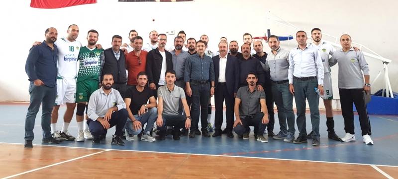 Solhan Spor Mardin'den 3 puanla döndü