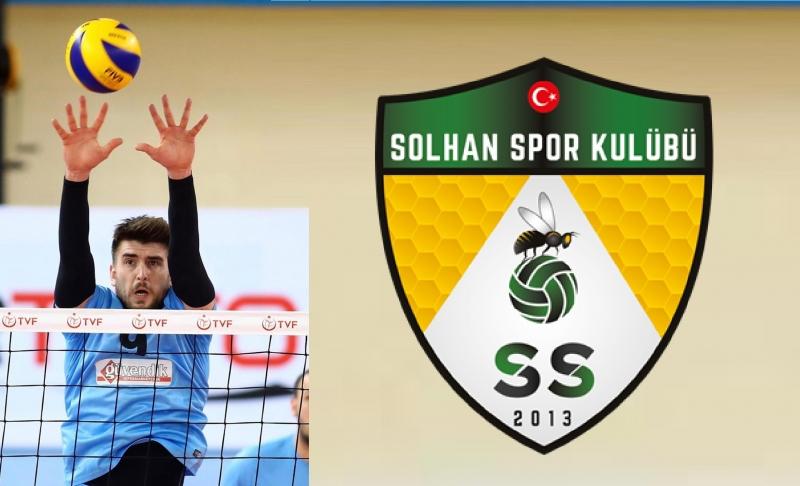 Solhan Spor, Mert Nevzat Güneş ile anlaştı