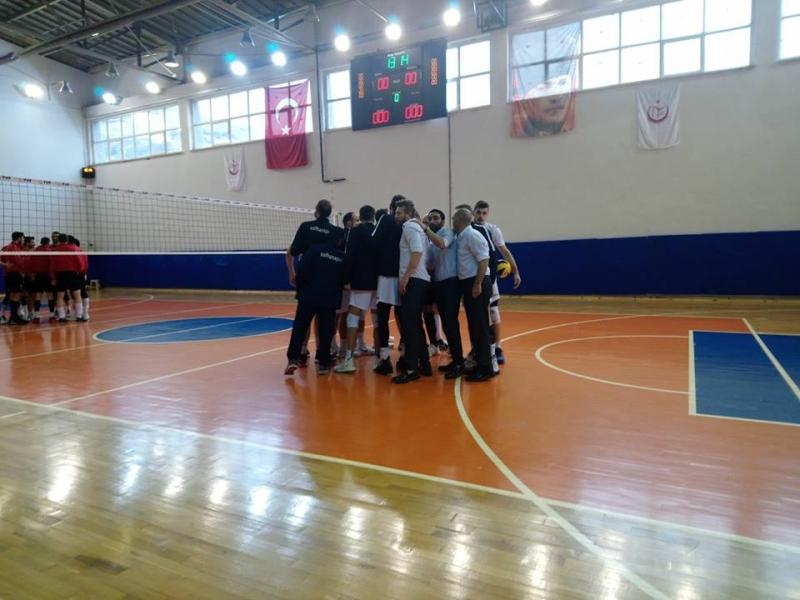 Solhan Spor, Niksar'da Moral Buldu