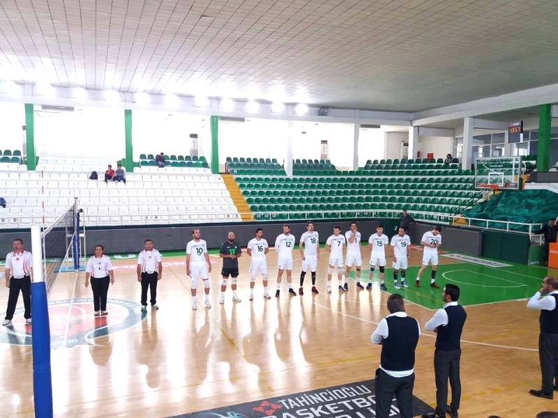 Solhan Spor, Ordu Akkuş'a Konuk Oluyor