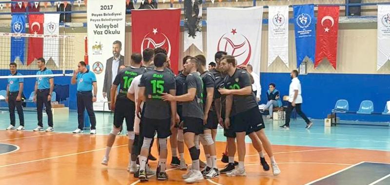 Solhan Spor, Play Off'u Garantiledi