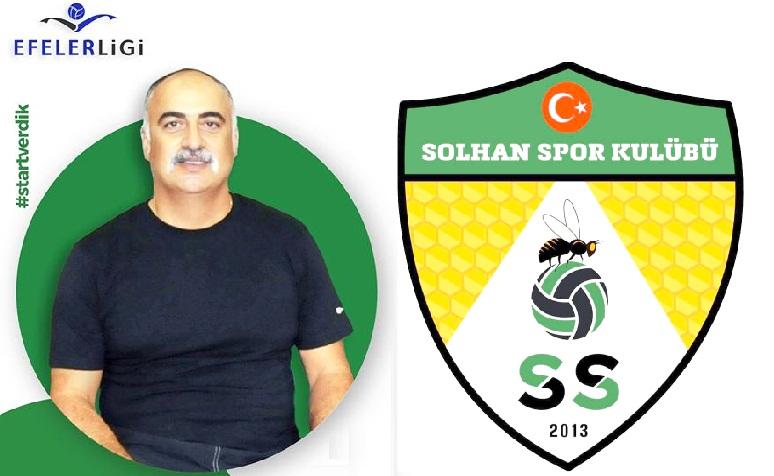 Solhan Spor, Reşat Arığ ile Anlaştı