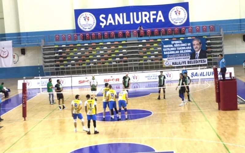 Solhan Spor, Şanlıurfa'dan Puansız Ayrıldı