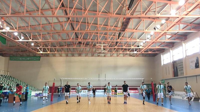 Solhan Spor, Sezonun İlk Mağlubiyetini Aldı