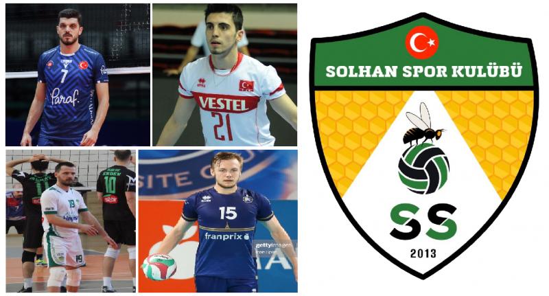 Solhan Spor, Transferlere Hız Kesmeden Devam Ediyor