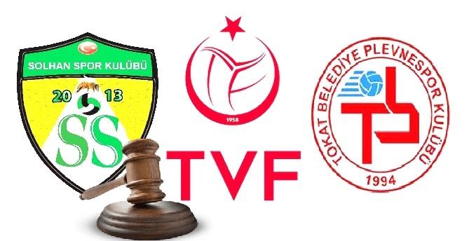 Solhan Spor'a İki Maç Saha Kapatma Cezası