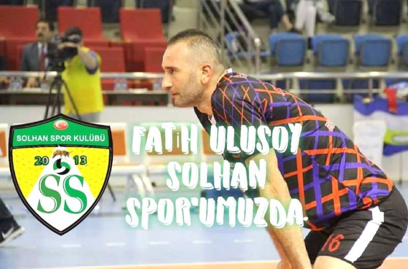 Solhan Spor'a Tecrübeli Oyuncu