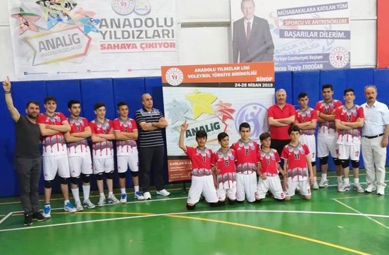 Solhan YBO Türkiye İkincisi Oldu