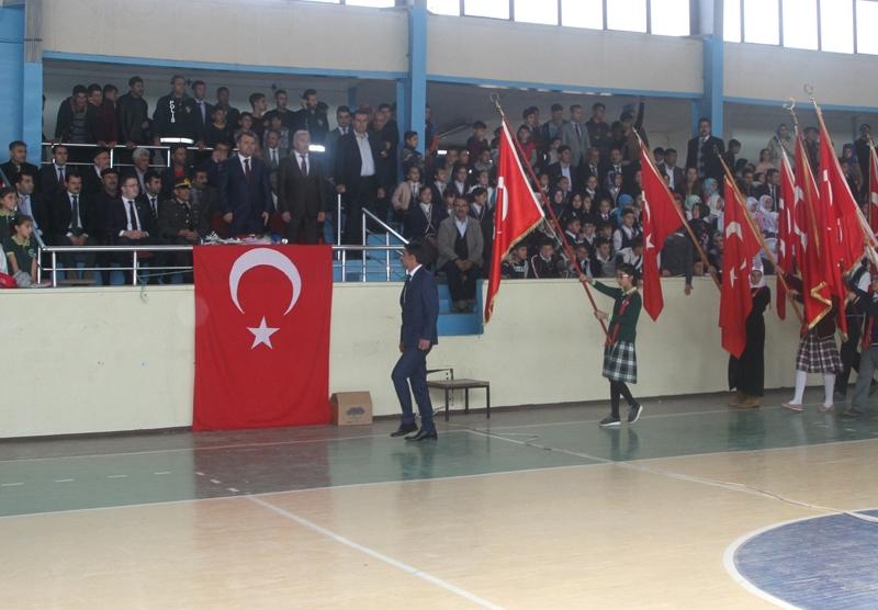 Solhan'da 29 Ekim Törenleri Yapıldı