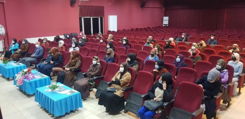 Solhan'da Ailelere Mahremiyet Bilinci Semineri