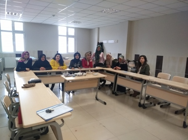 Solhan'da Bir İlk Hüsn-i Hat Kursu Açıldı