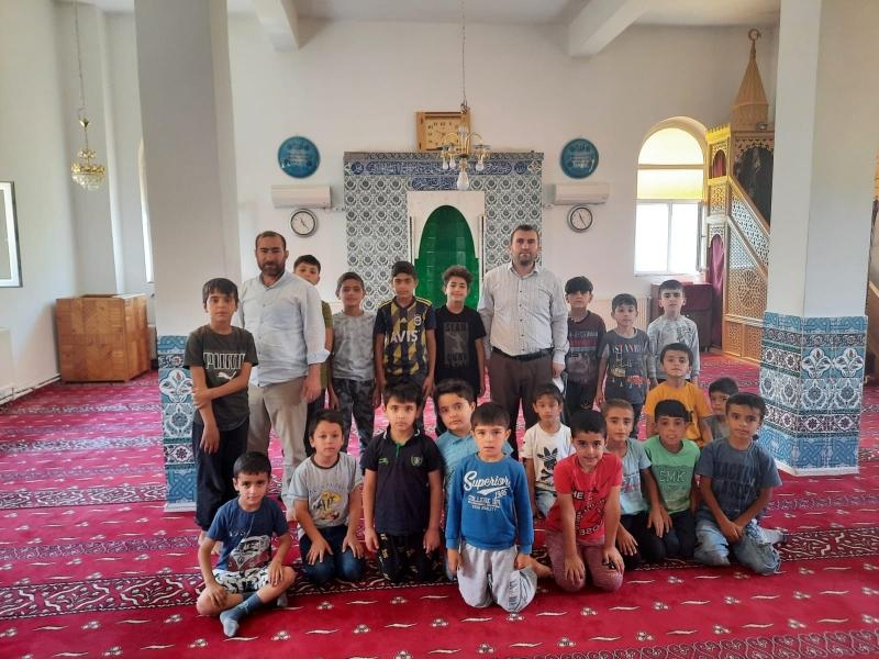 Solhan'da Camiler Çocuk Sesleriyle Şenlendi
