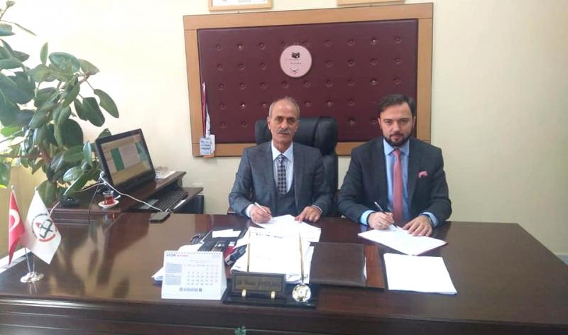 Solhan'da 'Eğitimde İşbirliği' Protokolü İmzalandı
