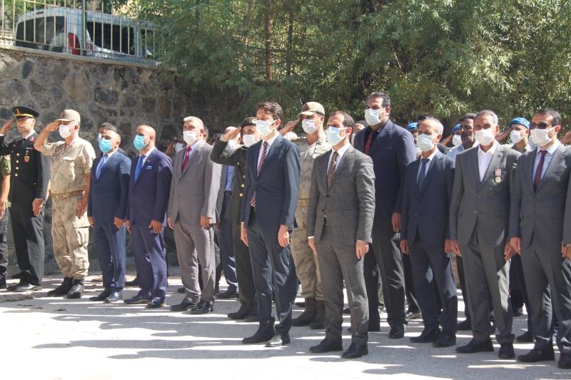 Solhan'da Gaziler Günü Törenle Kutlandı