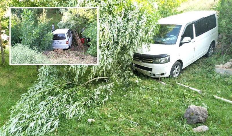 Solhan'da Kaza 5 Yaralı