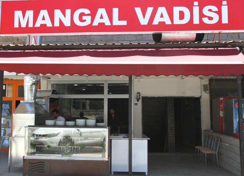 Solhan'da Mangal Vadisi Açıldı