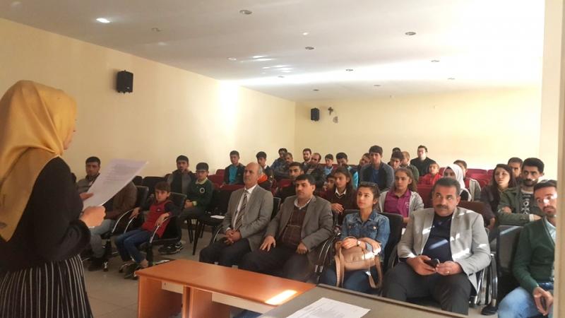 Solhan'da Okul Meclisleri Seçimi Yapıldı