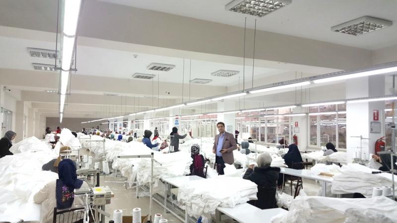 Solhan'da Tulum Üretimi için Yoğun Mesai