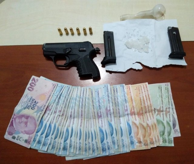 Solhan'da Uyuşturucu Operasyonu