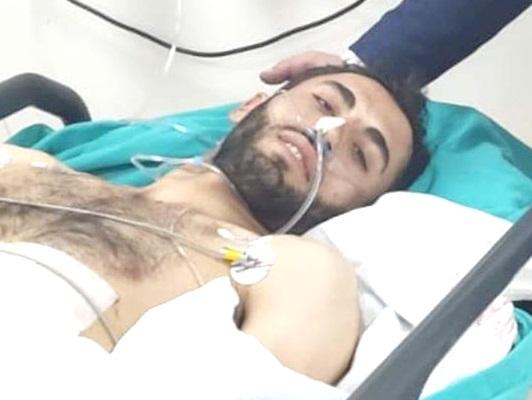 Solhanlı Asker, Suriye'de Yaralandı