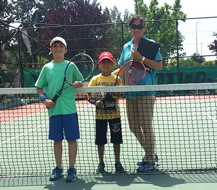 Solhanlı Küçük Tenisçiden Büyük Başarı
