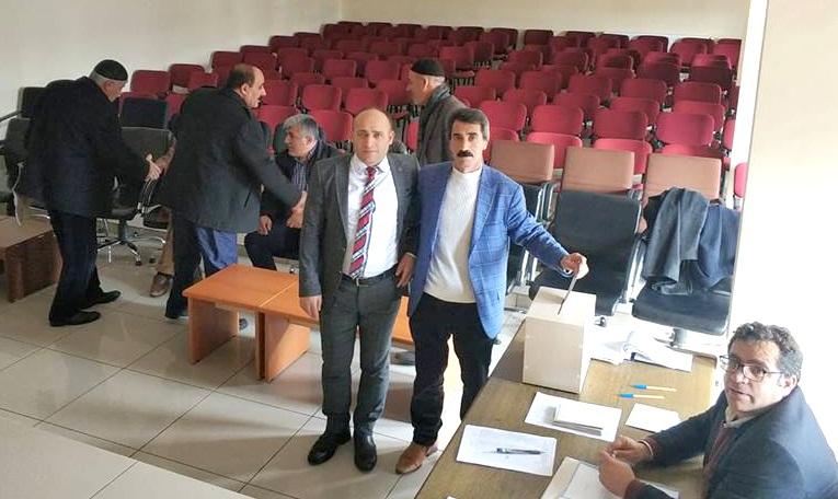 SYDV'de Seçim Heyacanı