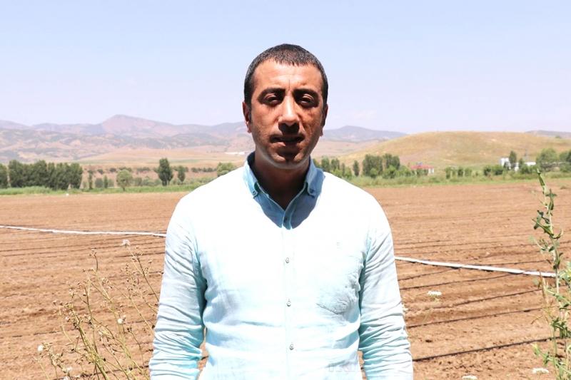Tarım İl Müdürü Bahadır, Çiftçileri Uyardı