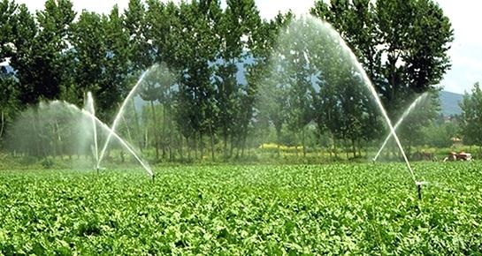 Tarımsal Sulamada Çiftçiye Destek