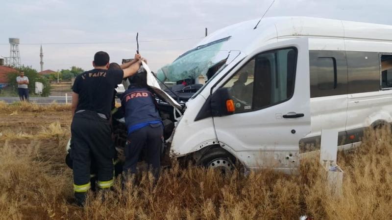 Trafik Kazasında Kenan Demir Vefat Etti