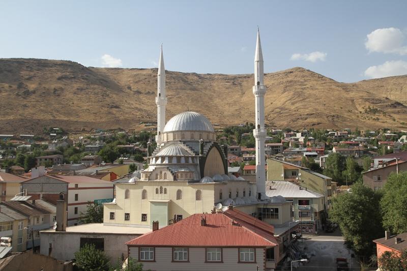Ulu Caminin Minareleri Tamamlandı